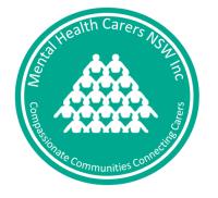 Mental Health Carers NSW (ARAFMI)