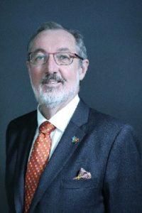 Photo of Dr John Allan