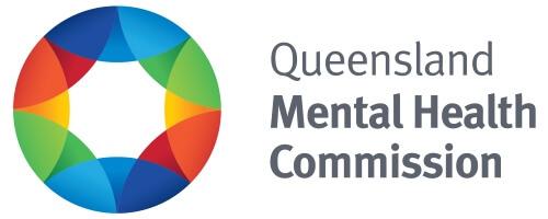 QLD Mental Health Commission logo