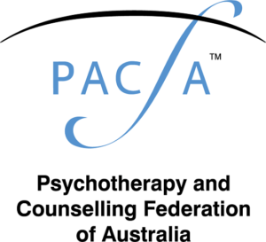 Psychotherapy and Counselling Federation of Australia logo