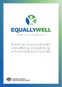 Equally Well Consensus poster 2019