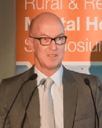 Photo of Dr Russell Roberts