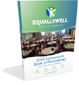 Equally Well 2019 Symposium booklet