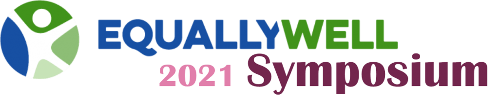 equally well symposium 2021 logo